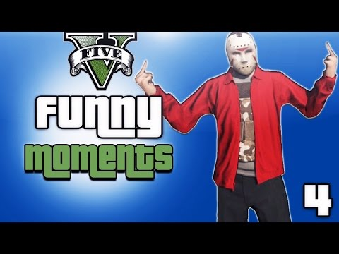 H20 Delirious GTA 5 Online Funny Moments...