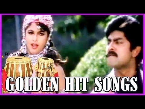 Jagapathi Babu Back To Back Superhit Songs - Aayanaki Iddaru Golden Hits