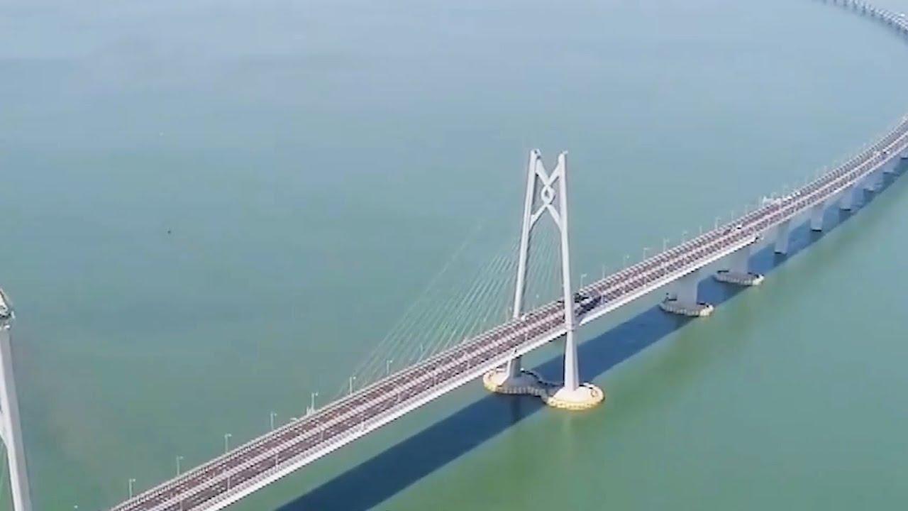 港珠澳大桥为何有段隧道修在海底?