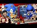 Sonic Forces (PC 4K 60FPS) Part 3 Metropolis, Metal Sonic, & Infinite HARD MODE