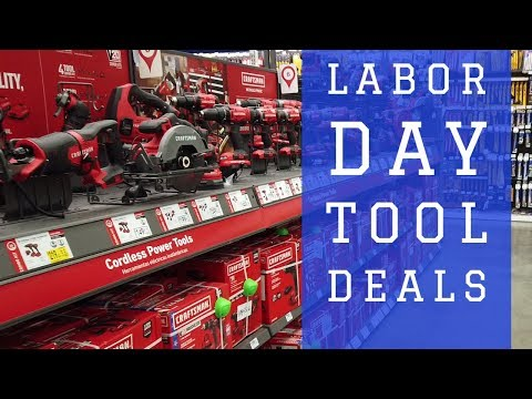 Labor Day Tool Deals! (2019 - Harbor Freight - Home Depot
