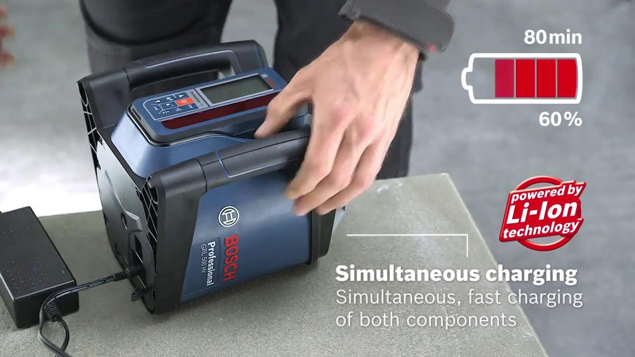 LR 50 Bosch Professional 0601061A00 Laser rotatif GRL 500 H