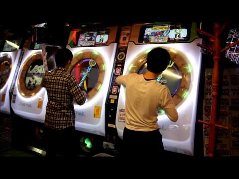 Japanese Arcade Rhythm Games