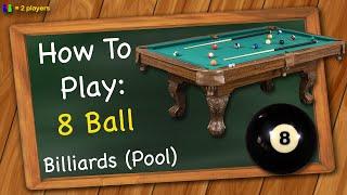 How to play 8 Ball (Billiards / Pool) screenshot 4