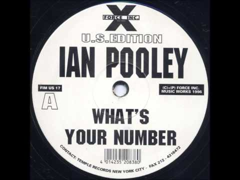 Ian Pooley - What's Your Number (1996)