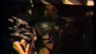 GWAR - Horror Of Yig/Death Pod - (Lawrence, KS, 1988) (03/09)
