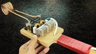 Удобный Инструмент разогревает ржавые гайки без огня!!!