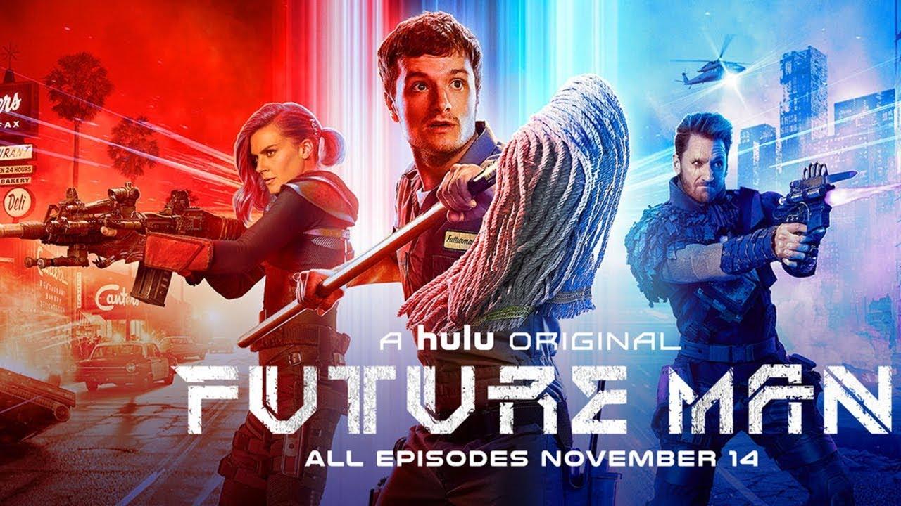 მომავლის ადამიანი / Future Man - სეზონი 1 (ქართულად)