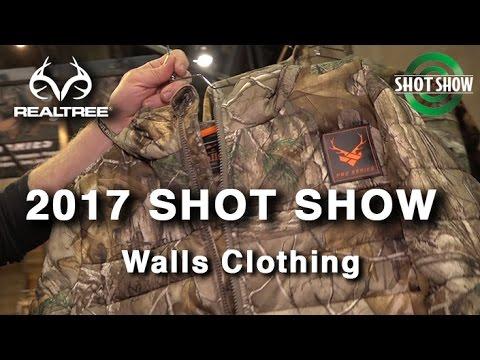 Realtree SHOT Show Walls Clothing