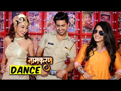 Avni's And Neil's  BOLLYWOOD Style Dance | Naamkaran | नामकरण | TellyMasala thumbnail