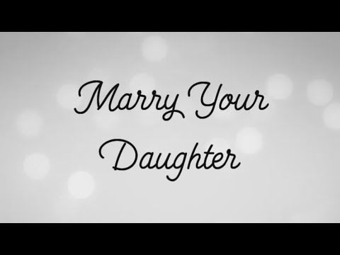 Marry Your Daughter - Brian McKnight (Rita Daniela Cover | Lyric Video)
