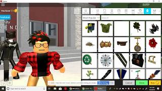 (🚘Robloxian Highschool - Roblox) How To Be Markiplier
