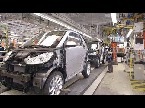 CAR FACTORY: 2015 Smart Fortwo