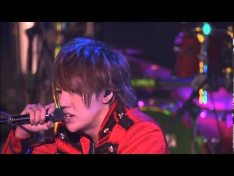 Alice Nine Live [2012 Court of 9 #4 Grand Finale] COUNTDOWN LIVE 12.31.
