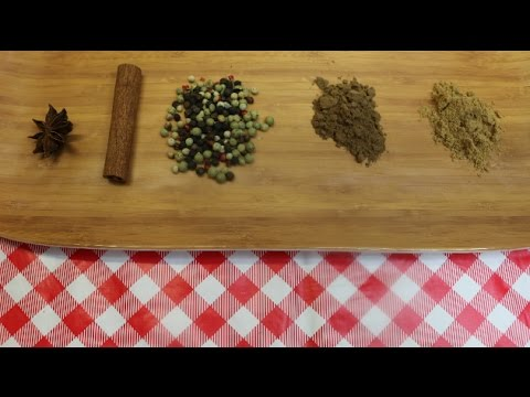 Chinese 5 spice Blend Homemade Chinese 5 Spice Recipe Noreen's Kitchen