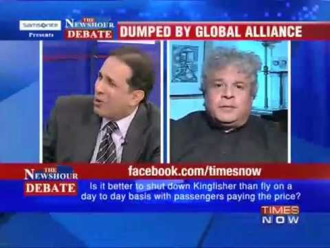 Debate Crisis after crisis for Kingfisher airlines Part 1