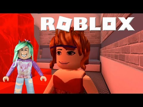 They Are So Good!- Roblox Survive The Red Dress Girl