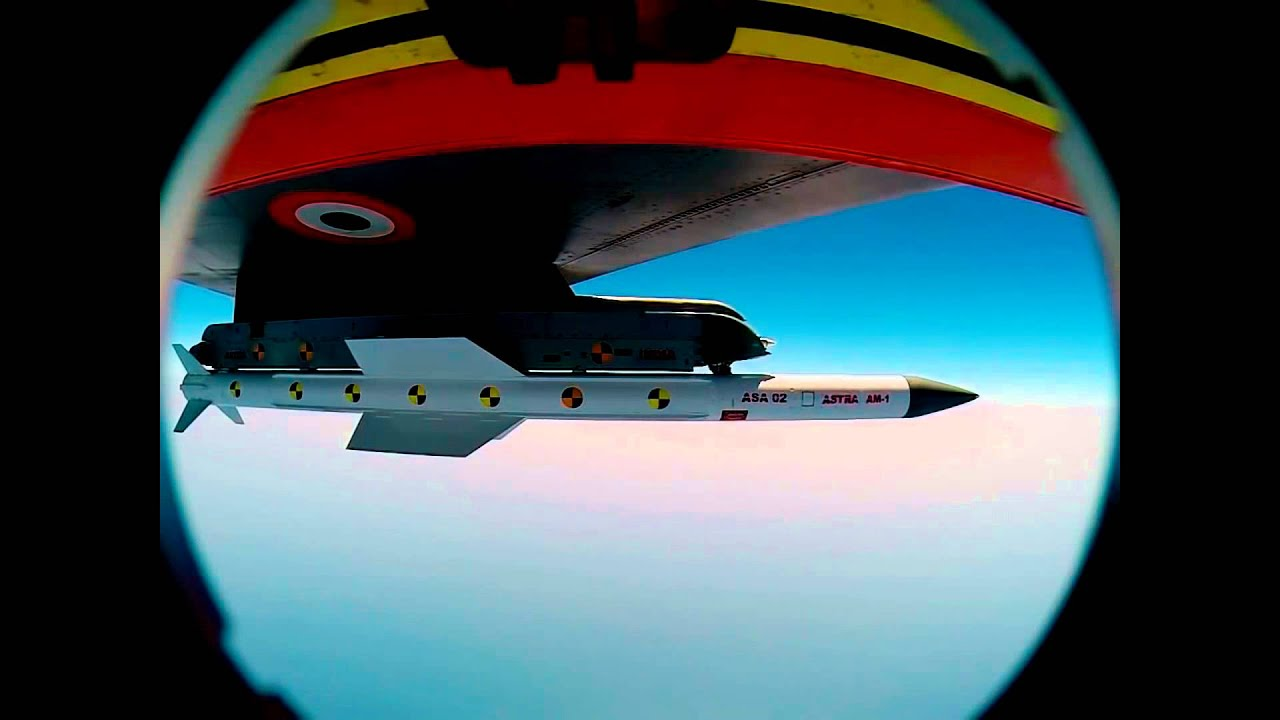 Download Astra - India's Beyond Visual Range Air to Air Missile