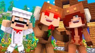 Minecraft Daycare - EVIL MOOSECRAFT'S GIRLFRIEND! (Minecraft Kids Roleplay)
