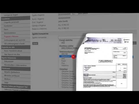 Pagesa E Faturave (ProCredit Bank - Shërbimi Ebanking)
