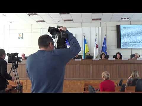 Виктор Артеменко: город Никополь : Заседание комиссии по вопросу наблюдательных советов в коммунальных предприятиях