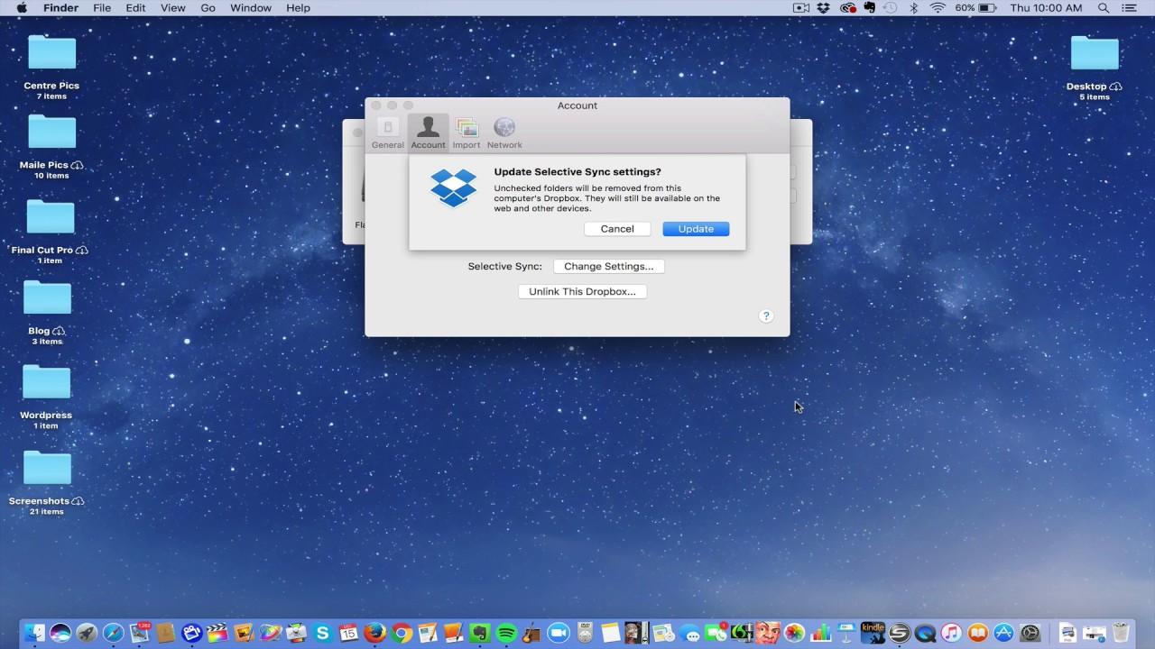 Can I Put Dropbox On An External Hard Drive