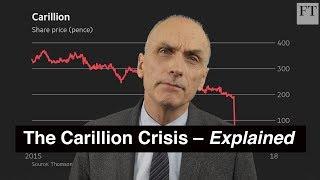 The Carillion Crisis Explained –Chris Williamson MP