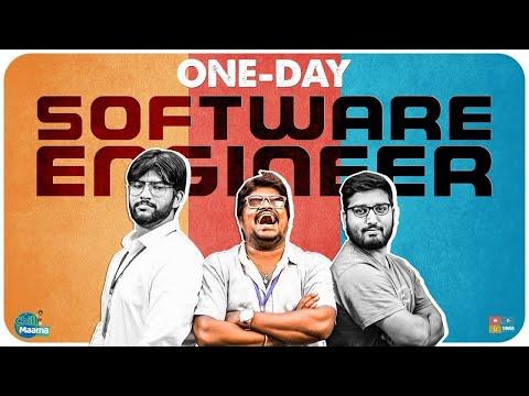 One-Day Software Engineer || Chill Maama || Tamada Media