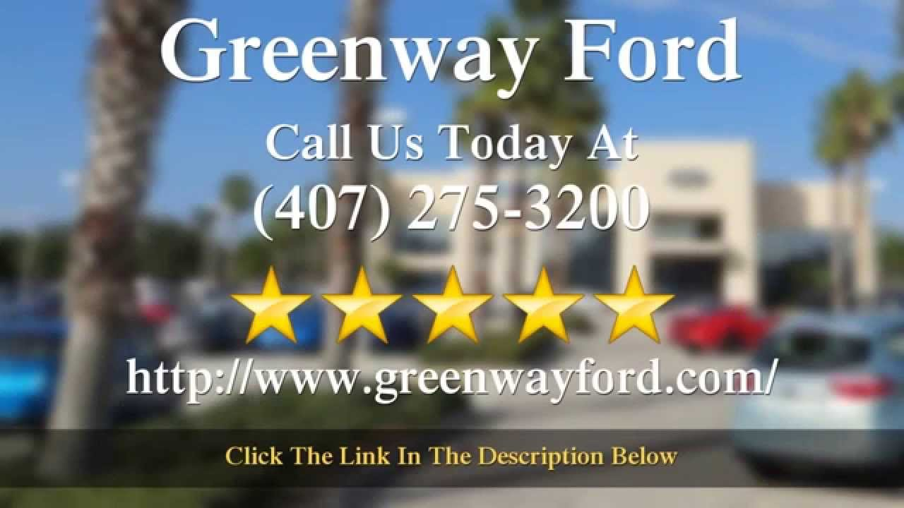 Ford Dealership Orlando >> Ford Dealer Greenway Ford Orlando New Used Cars Review Youtube
