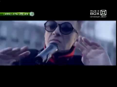 Глеб Самойлов (The MATRIXX) в гостях у MUSICBOX TV Москва, 01.02.2016