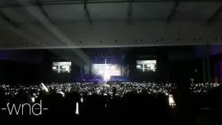 BTS WINGS TOUR in INDONESIA   -Jin awake-