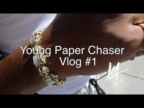 Ju Mann - Young Paper Chaser Vlog #1