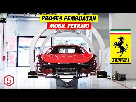 Mengintip Proses Pembuatan Mobil Mewah Dari Awal Sampai Akhir