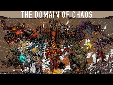 40 Facts & Lore on the Realms of the Chaos Gods Warhammer 40k