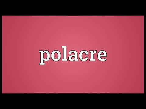 Header of polacre