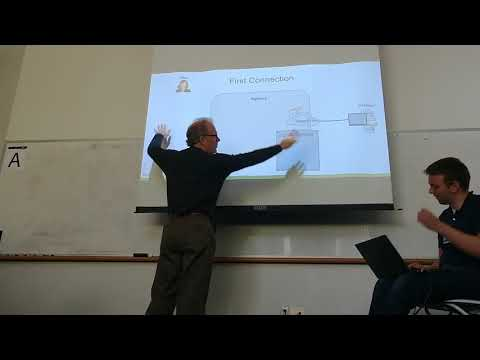 Internet identity workshop IIWXXVI. Decentralised Key Management System - DHS demo by Sovrin pt1