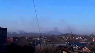 Обстрел района Красного Пахаря  Донецк(, 2014-11-24T19:55:42.000Z)