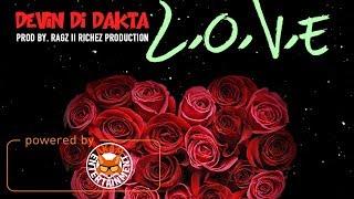 Devin Di Dakta - Love - December 2017