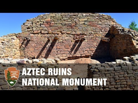 A Trip To The Aztec Ruins National Monument In Aztec, NM