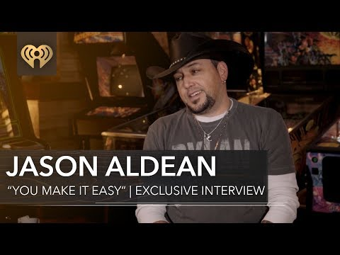 Jason Aldean You Make It Easy  Exclusive Interview