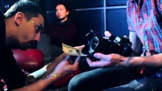 Песочные Люди ft. Баста - Весь Этот Мир (BackStage)