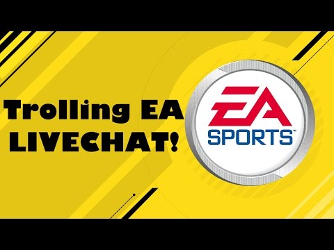 LEGEND ON PS4?!?!? | Trolling EA Support Livechat