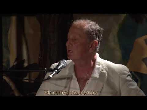 Михаил Задорнов  последний концерт в 'Гнезде глухаря' 14 10 16