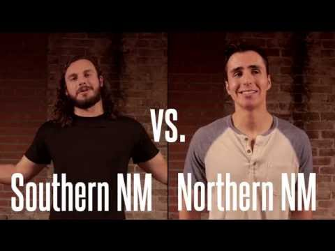 Things New Mexicans Get - North VS. South!