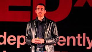 Art Crime: Noah Charney at TEDxCelje