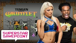 ALEXA BLISS on her love for The Lonely Island, *NSYNC & Panic! At The Disco! — Superstar Savepoint