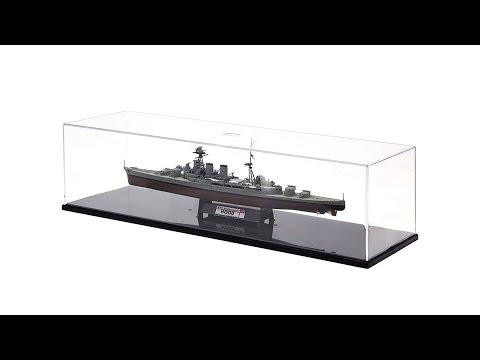 Футляры для готовых пластиковых моделей от фирмы Master Tools в масштабе 1:24, 1:350, 1:700