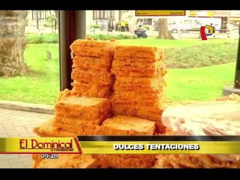 Dulces Tentaciones: Deléitese Con Los Más Deliciosos Postres Peruanos