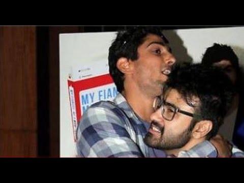 Meeting Prateek Babbar makes Arya Babbar cry