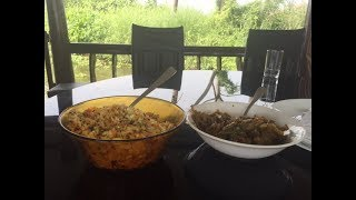 Indian Food on Kerala houseboat | South Indian Food Kerala Houseboat Guide